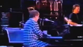 Elton John - Rock in Rio 95 -Blessed - Legendado