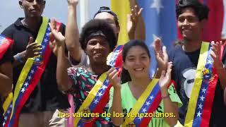 Venezuela es nuestra Patria y tenemos que construirla nosotros