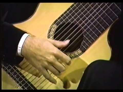Göran Söllscher - Bourrée - Gigue( J.S.Bach BWV996)