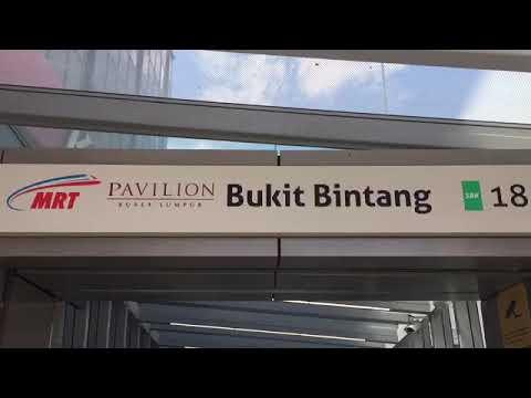 Bukit Bintang in Kuala Lumpur Malaysia Travel guide