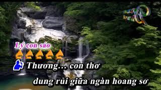 KARAOKE TRICH DOAN HO QUANG MI CHAU TINH HAN NGAN CHAU TAM CA