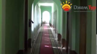 jamtour.org санаторий Амра (Гагра, Абхазия) коридор(Один из самых красивых санаториев Гагр и всей Абхазии -- это «Амра». Он построен в старой части курорта, благ..., 2014-05-25T02:36:43.000Z)