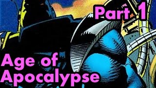 Age of Apocalypse (1995) – Part One: The Legion Quest!