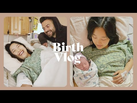 The One Where I Give Birth | Labor & Delivery Vlog
