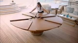 Un semplice tavolo può nascondere delle sorprese! - A simple table can hide some surprises!