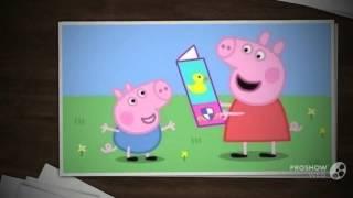 Новый Мультик Свинка Пепа-Серия  38 -Мультфильм Свинка Пепа Смотреть-Слайд шоу