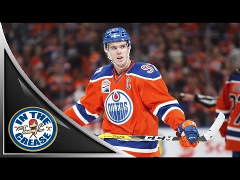 Connor McDavid falls on chin NHL's concussion spotters overreact pull him