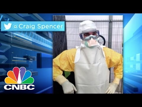 NYC Doctor Tests Positive for Ebola | CNBC
