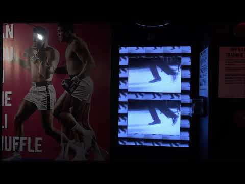 Muhammad Ali exhibit at Beverly Center