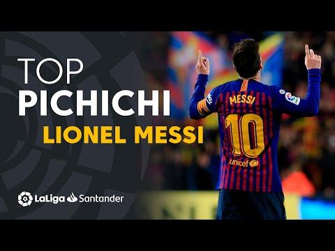 Lionel Messi - Trofeo Pichichi LaLiga Santander 2018/2019