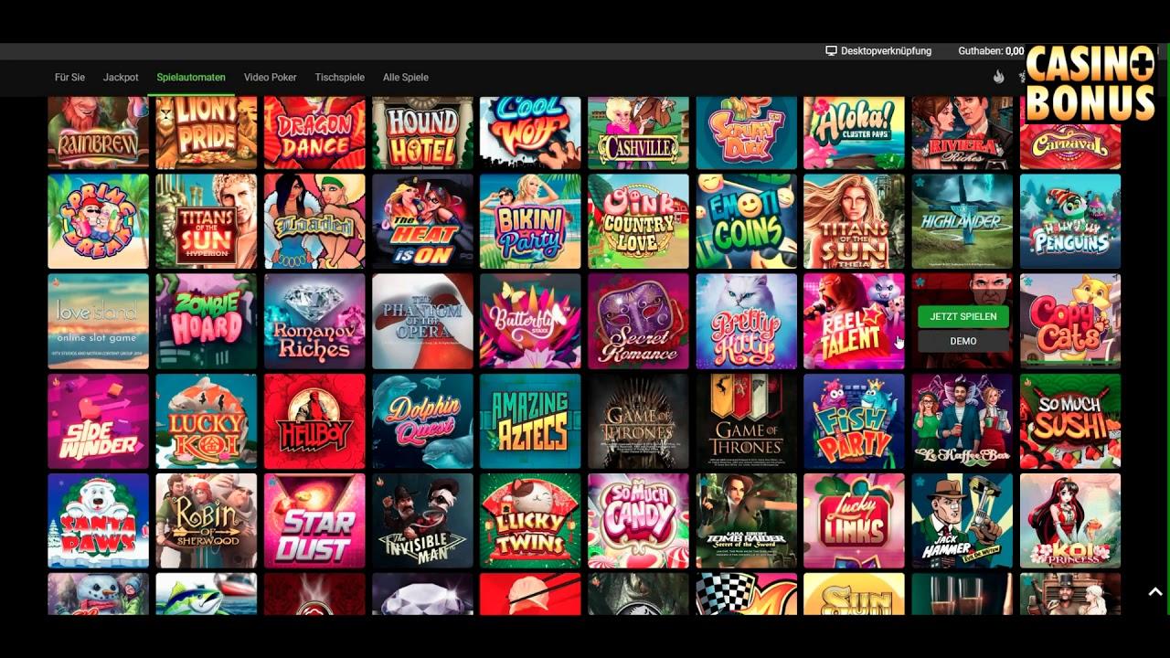 Casino Club Online Test
