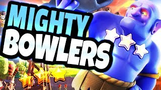 MIGHTY BOWLER ARMY - Max Bases FEAR THIS
