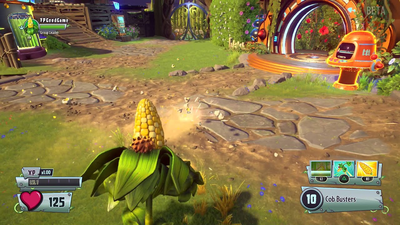 Plants Vs Zombies Garden Warfare 2 Customization – My Home Inspiration