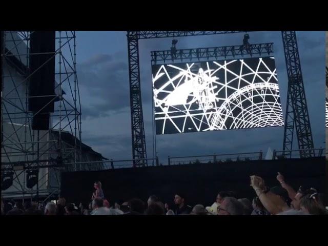 American Tours festival Scorpions film 02