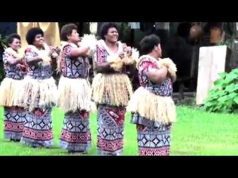 Fiji  Happiest People I've Seen on Earth