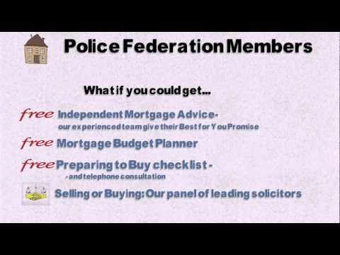 Police Federation - FREE Independent Mortgage Advice - 07711 327359