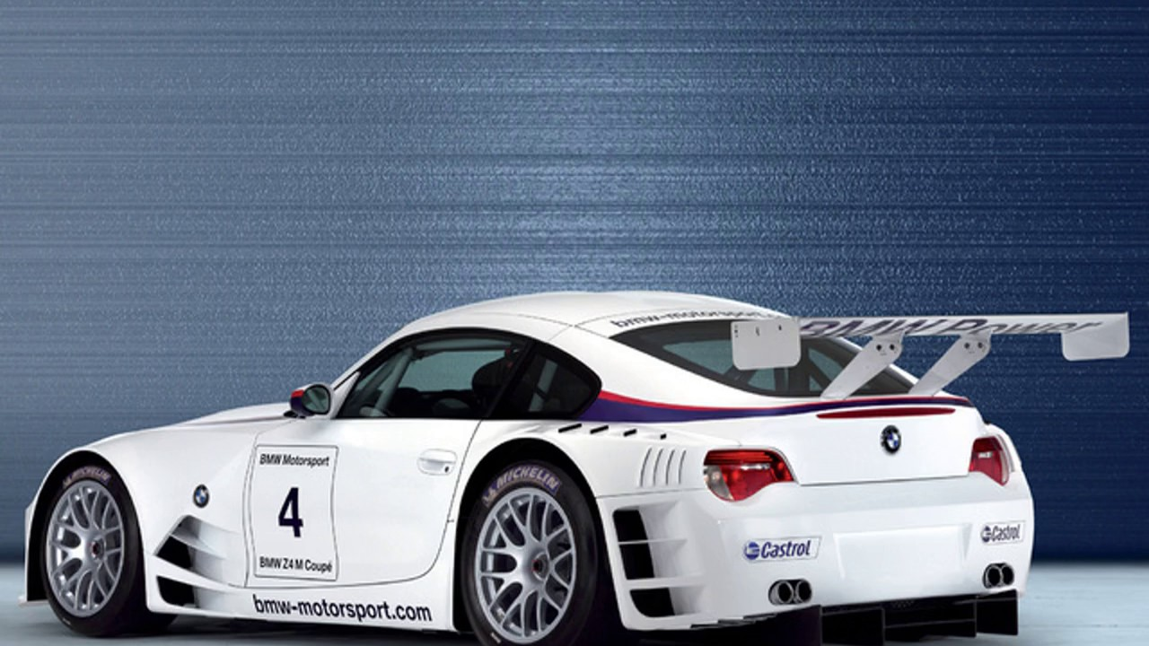 bmw z4 m coupe - youtube