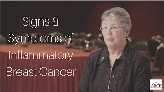 What Are Symptoms Inflammatory Cancer