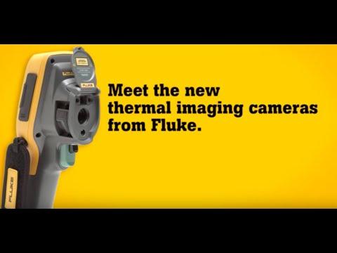 NEW: Fluke Ti100 Series Thermal Cameras!