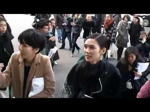 Tao OKAMOTO @ Paris Fashion Week March 2014 Show Sacai