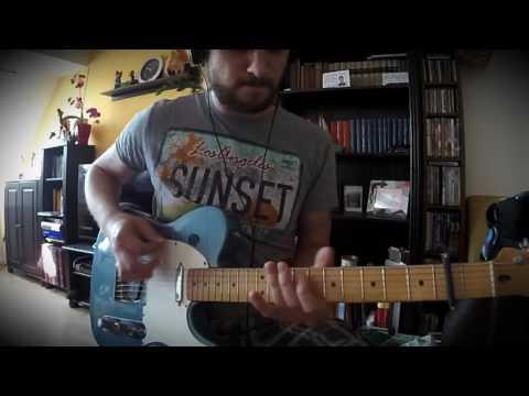 "Status Quo - ""Mystery Song"" Rhythmguitar of Rick Parfitt (Guitar-cover)"