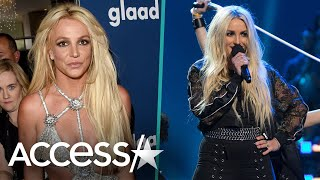 Britney Spears Seems To Shade Jamie Lynn Again