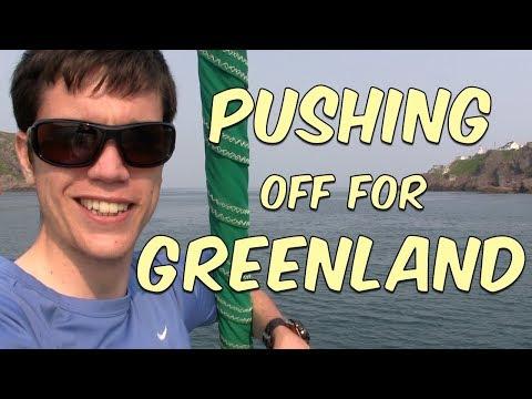Pushing Off For Greenland | #13 | DrakeParagon Sailing Season 4