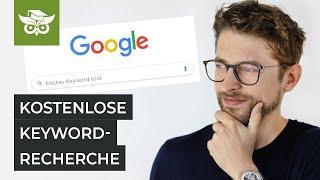 Top 7 Keyword-Tools: Keywords finden leichtgemacht