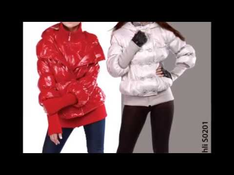 Модные женские куртки осень - весна 2017 года - YouTube