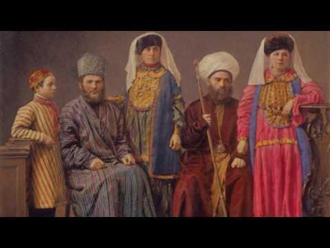 Татары (рассказывает Марат Сафаров)