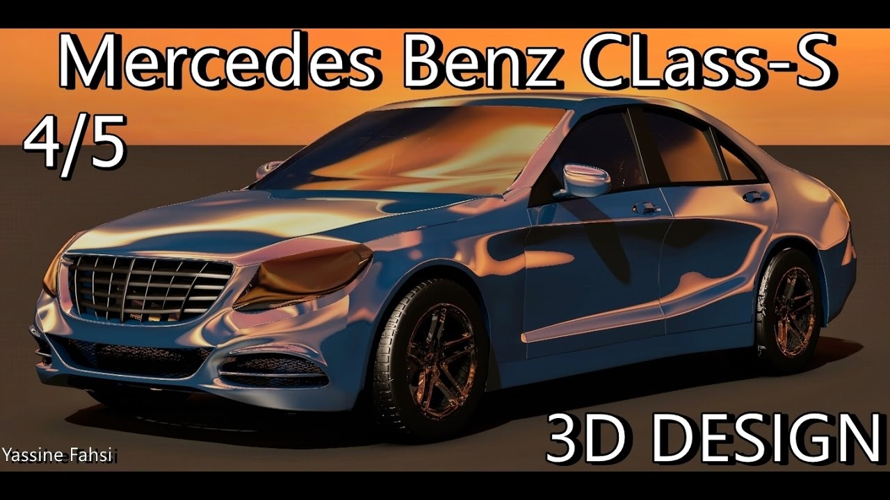 Cinema 4d car rimes and tires modeling mercedes s class cinema 4d car rimes and tires modeling mercedes s class part 4 malvernweather Images