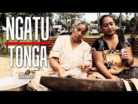 Ngatu Tonga