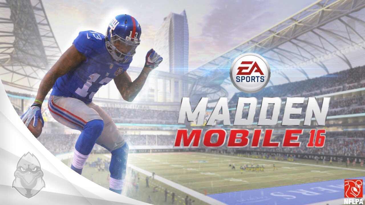 Madden mobile 16 youtube for Laden mobel