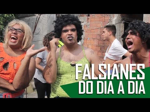 FALSIANES DO DIA A DIA   Canal ixi