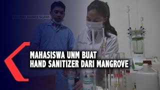 Makassar, kompas.tv - kelangkaan serta melambungnya harga handsanitizer sejak merebaknya virus corona, membuat mahasiswa pendidikan teknologi pertanian fakul...