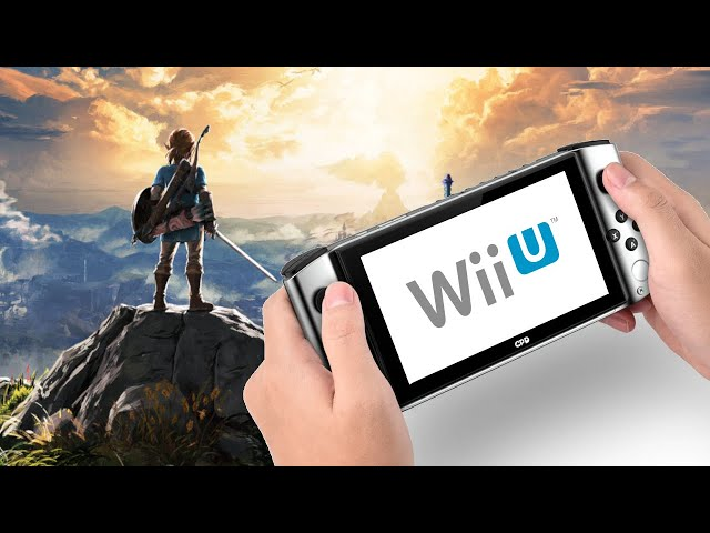 GPD Win 3 - Wii U Emulation 9 Titles Tested! - 60~FPS Breath of the Wild - CEMU