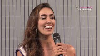 Maria Luisa Bula regresa del Reinado Nacional De La Belleza 2018