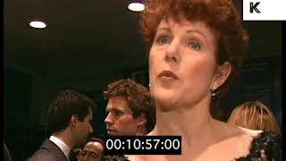 1990s London Film Premiere After Party, Shine, Lynn Redgrave