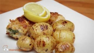 Moirecepti.mk - Печени компири со лимон