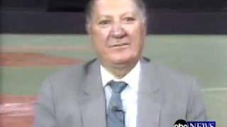 Al Campanis Racist Remarks on Nightline April 6, 1987   YouTube