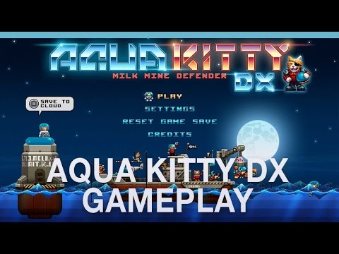 Aqua Kitty DX gameplay hands-on with Digital Spy