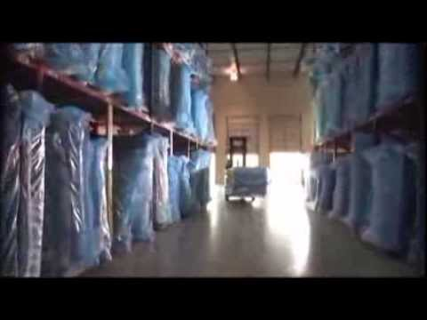 Banner Mattress Warehouse Footage
