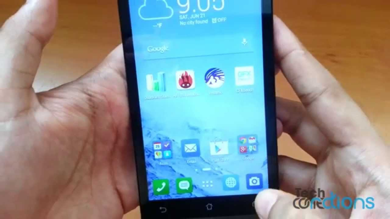 How To Take Screenshot On Asus Zenfone 5 Youtube
