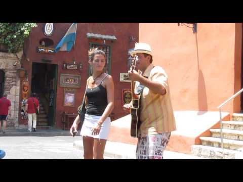 Colombia - Cartagena Street Music, 1 of 4