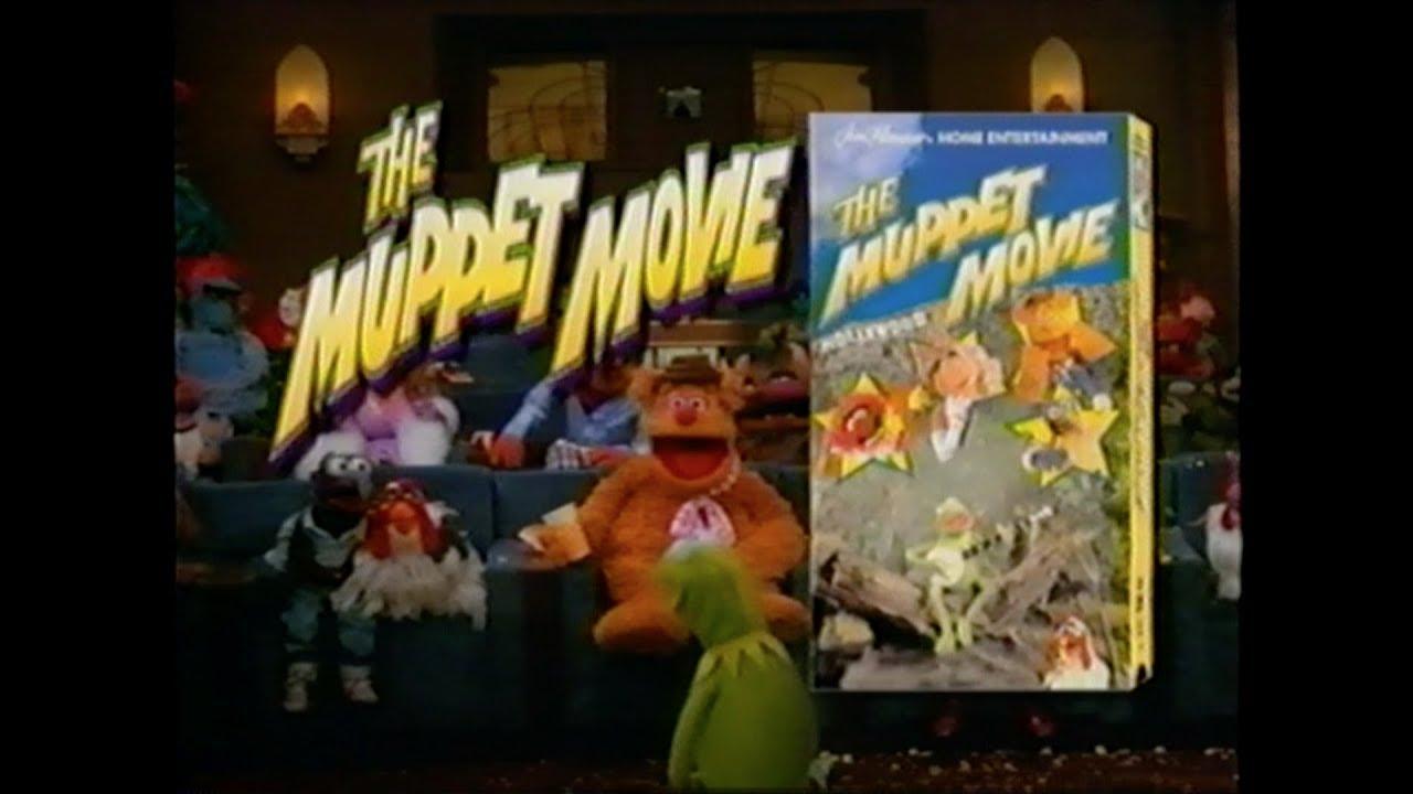 THE MUPPET MOVIE MOVIE TRAILER [VHS] 1979/1999 - YouTubeThe Muppet Movie Vhs