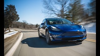 Tesla Model 3 2018 Car Review