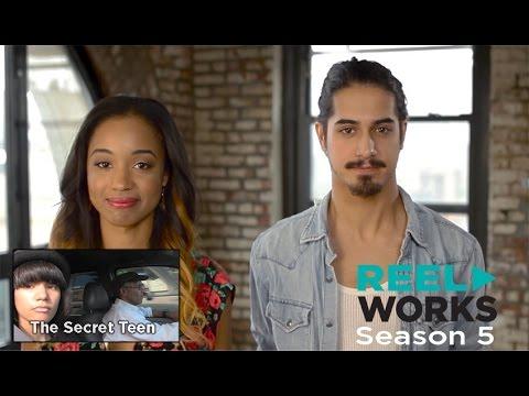 Reel Works With Avan Jogia And Erinn Westbrook: The Secret Teen