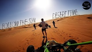 GoPro HD: Follow the Sun into the Desert with Dune Buggy