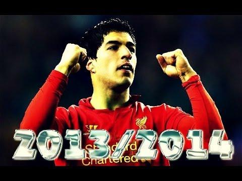 Luis Suarez || Goals & skills || 2013/2014|| Liverpool FC || HD