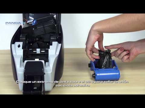 Zebra ZXP Series 3: Rotura de Cinta